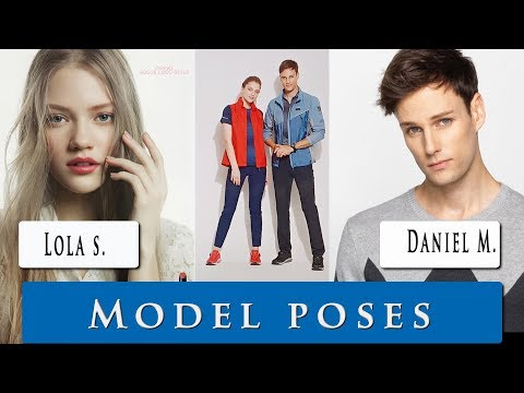 Photoshoot Poses For Boys & Girls | Fast Model Poses