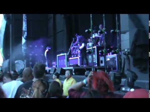 korn  @ mayhem festival 2014 in Albuquerque,NM part 1