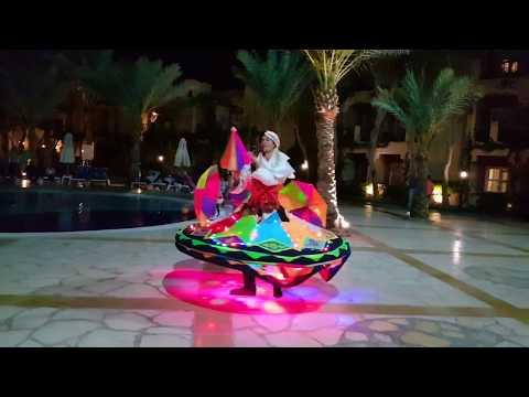 Египетский танец шоу танура