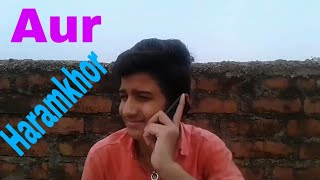 Wrong number ka jhol //by funny space video //
