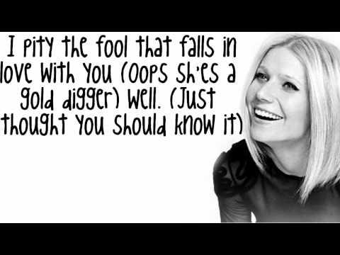 Glee Cast - Forget You (Lyrics)
