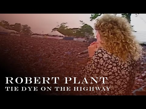 Robert Plant | 'Tie Dye On The Highway' | Live at Knebworth 1990