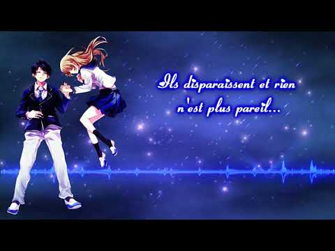 Nightcore French  ( Listen to your heart  - Cover SARA'H )  + paroles HD tr