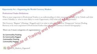 FOREX Market Foundation 1 = Opportunity Set - Sample Video 2 thumbnail