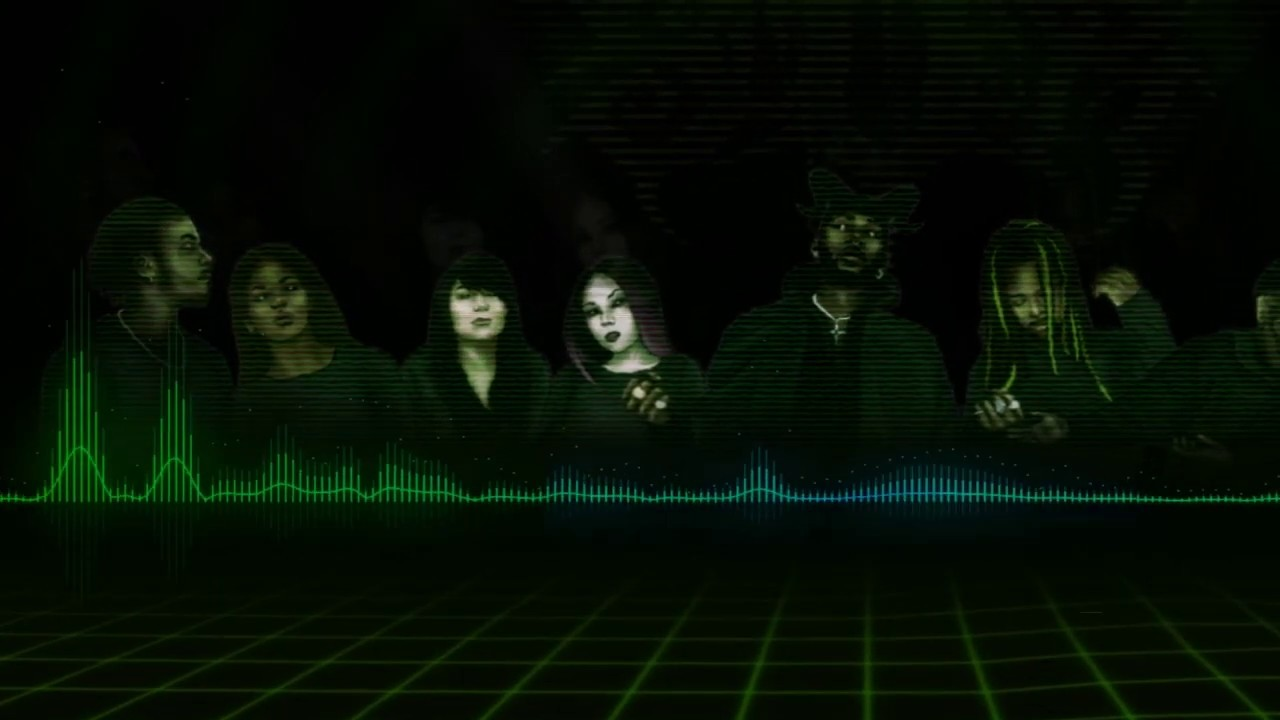 Iron Sliver - XTA (Visuel Audio)