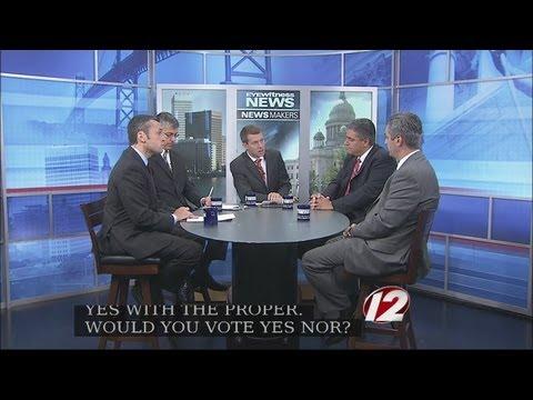 Newsmakers 8/3: DaPonte, DaSilva debate