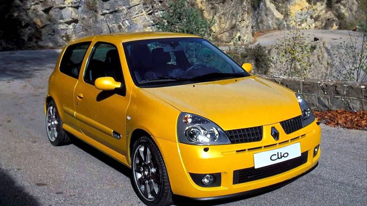 renault clio 2 0 sport tuning youtube. Black Bedroom Furniture Sets. Home Design Ideas