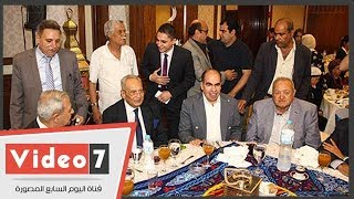 حزب الوفد ينظم حفل إفطاره السنوى بحضور قيادات ونواب الحزب