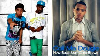 Call Me Dougie (feat. Chris Brown) - New Boyz
