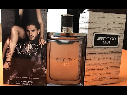 Jimmy Choo MAN Cologne Review EDT