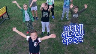 ARSLAN - DIGNI GLAVU GORE (Official Music Video)