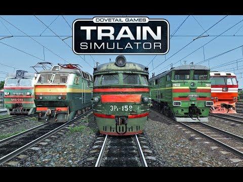Русские дополнения для Train Simulator
