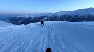 Sanius in Austria pe cea mai lunga partie din lume