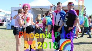 Phoenix Pride 2018 - Bowtie is cool