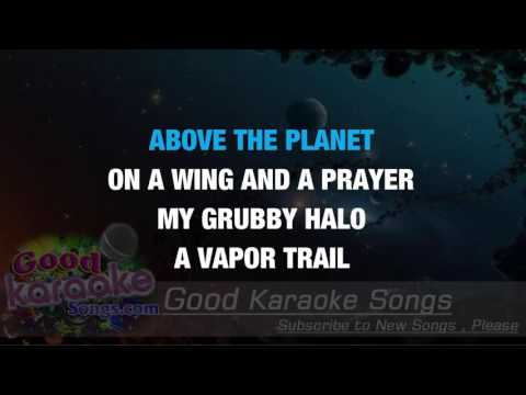 Learning To Fly -  Pink Floyd (Lyrics karaoke) [ goodkaraoke