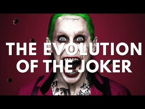 Thumbnail: The Evolution of The Joker (50 Years of Crazy)