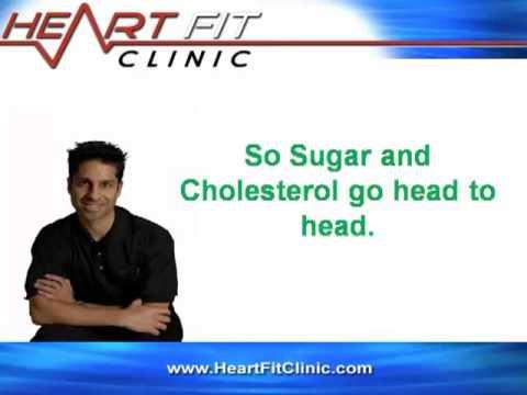 Sugar versus Cholesterol. What is the true cause of heart disease?