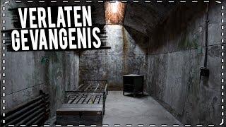 VERLATEN GEVANGENIS waar 46 GEVANGENEN ZIJN VERMOORD...