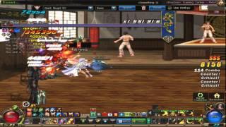 DFO/DFOG EX Nugol Sword Master (11s with Spider Queen's Breath Set)