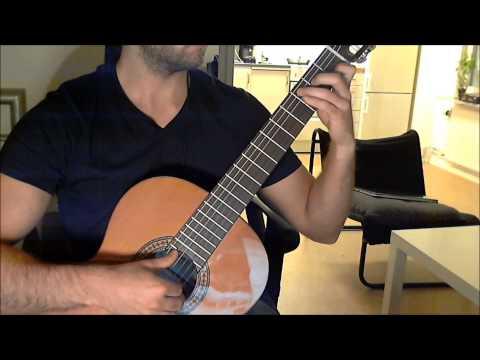 Main Theme - The Curse of Monkey Island on Guitar