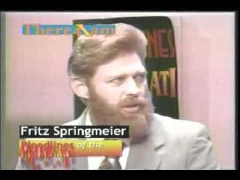 Fritz Springmeier   Bloodlines of the Illuminati  on There4Iam with Jeff Contreras