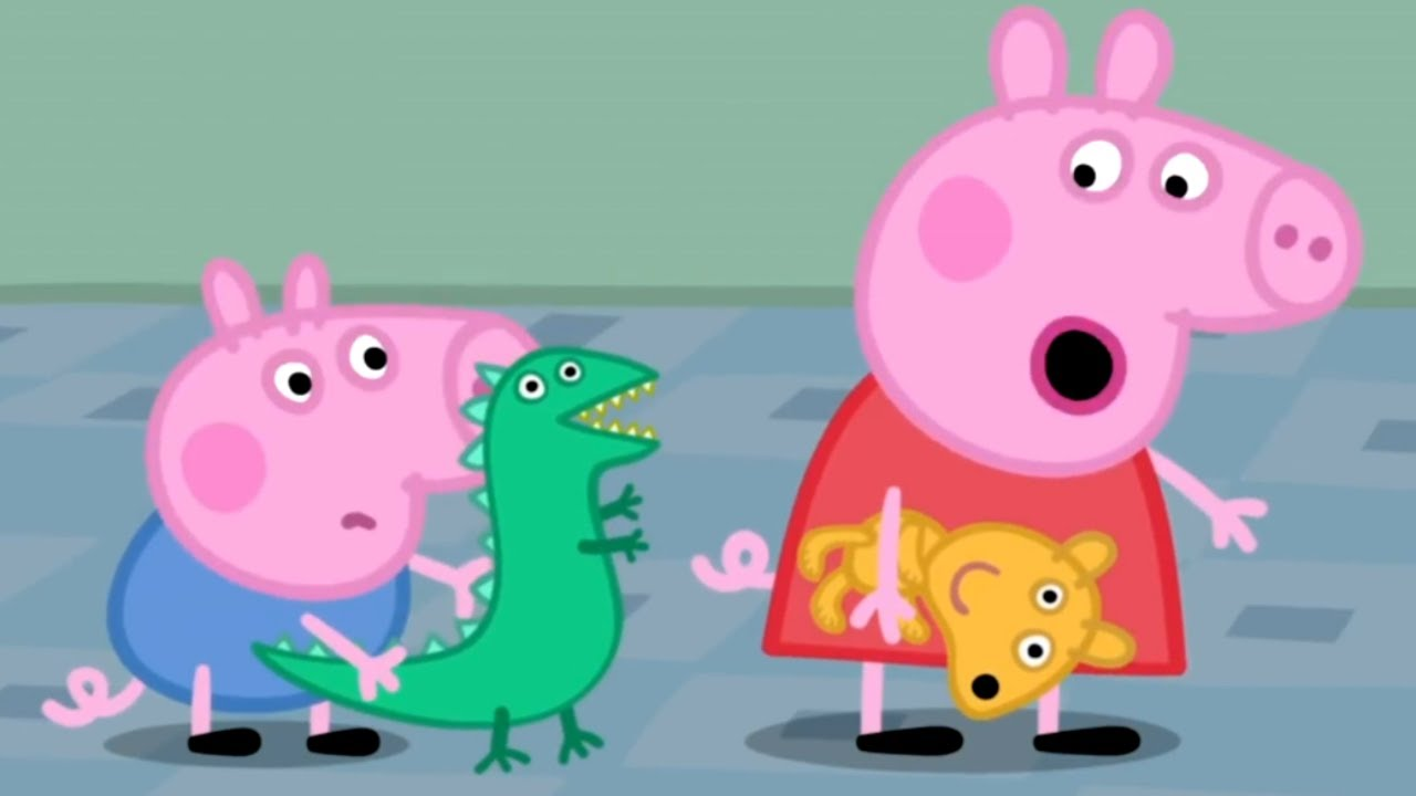 Peppa pig italiano peppa pig e la casa spezzata for Peppa in italiano