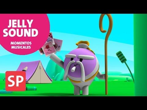 Jelly Jamm- Clip musical, El abuelo ayudante