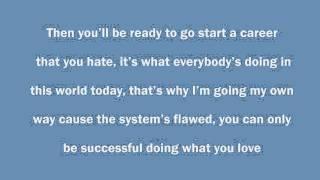 Trevor Ohlsen - In The End (Lyrics)