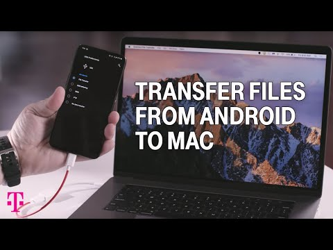 How To Transfer Photos From Android To Mac | T-Mobile
