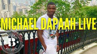 Michael Dapaah Perform Man's Not Hot At Wireless Festival