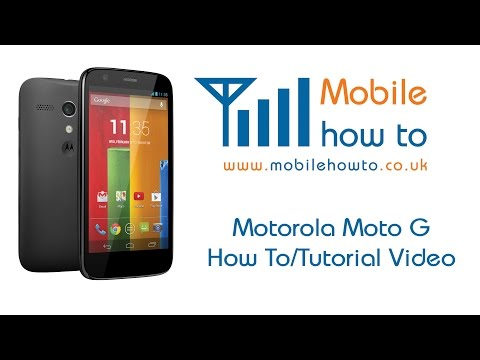 How To Download & Install An App - Motorola Moto G