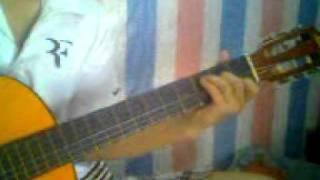 Thằng hề khóc - guitar - Vô danh