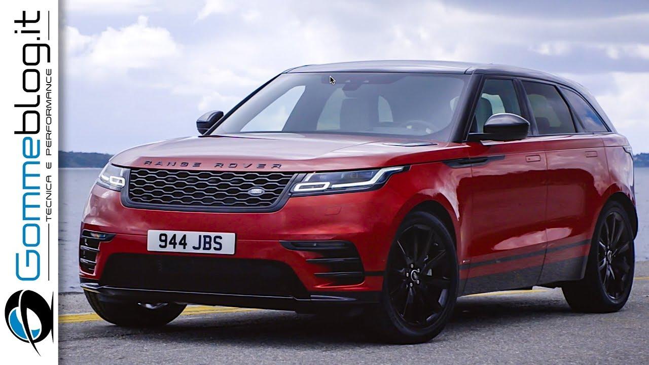 Range rover velar sd6 interior exterior luxury design for Range rover exterior design package