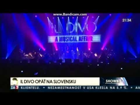 IL DIVO Report Bratislava (Slovakia) 4-10-2014