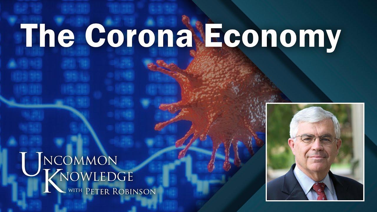 The Corona Economy with John B. Taylor