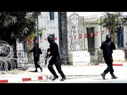 Le déroulement de la journée de l'attaque du musée du Bardo à Tunis