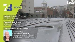 7/8 L'Hebdo – vendredi 9 février 2018