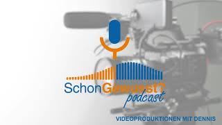 Videoproduktionen mit Dennis - Schon Gewusst? Der SpardaSurfSafe Podcast