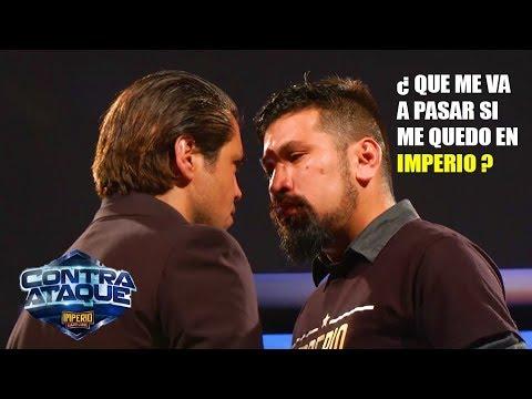 """Aldo habla sobre su encuentro con Pietro Sibille en IMPERIO """"CONTRAATAQUE"""" en la Banda del Chino HD"""