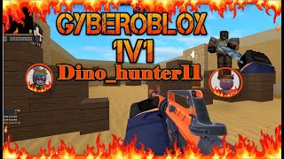 Roblox Counter Blox 1v1 Dino_hunter11 Pt 1