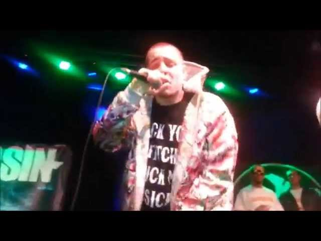 """Stop Sleepin"" (LIVE) Hopsin Show Performance 2-13-14"