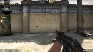 CS GO Macro | Macro CS:GO No Recoil / Spread - AK-47 test sensitivity