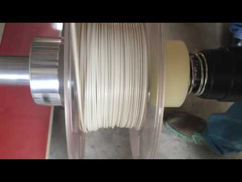 PEEK Raw material online producing for winding