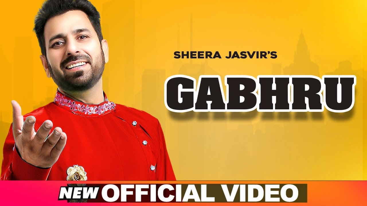 SHEERA JASVIR Live 3 | Gabhru (Official Video) | Exclusive Punjabi Song on NewSongsTV & Youtube | Speed Records