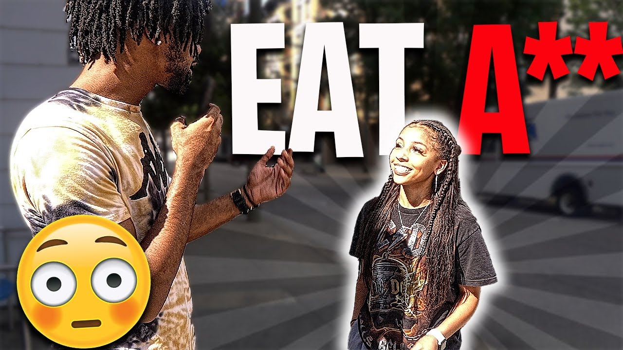 Download CAN I EAT YOUR A**? PT.3🍑💦 PUBLIC INTERVIEW (ATLANTA EDITION)