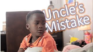 Luh & Uncle Extras 2- Uncle's mistake (MDM Sketch Comedy)