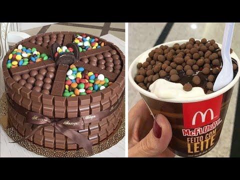 10+ Fancy Balloon Chocolate Cake Decorating Ideas | So Yummy Chocolate Cake Hacks | Mr Cakes