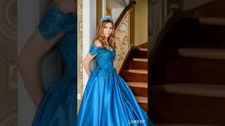 Вечернее платье «Royal Blue» в аренду СПб