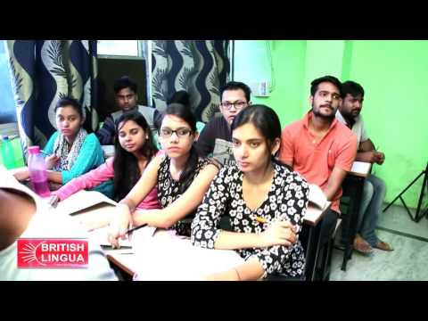 British Lingua, English for all | Best Spoken English Class in Delhi