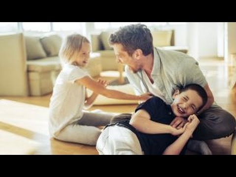 Why dads are so important in raising a child